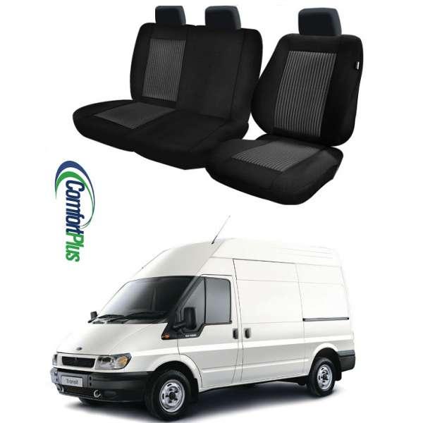Huse Scaun Ford Transit 2000-2006 3 locuri  Confort Line