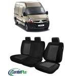 Huse Scaun Renault Master 2003-2010 3 locuri  Confort Line