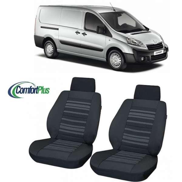 Huse Scaun Peugeot Expert 2007-2015 2 locuri Confort Line