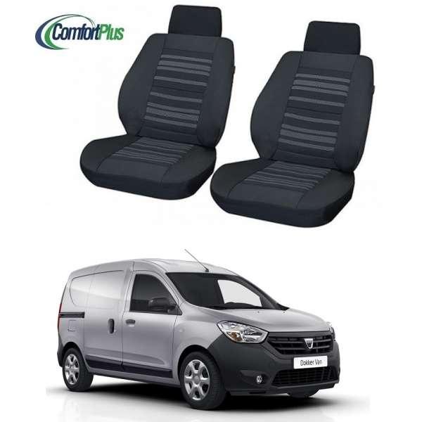 Huse Scaun Dacia Dokker 2012-2016 2 locuri Confort Line