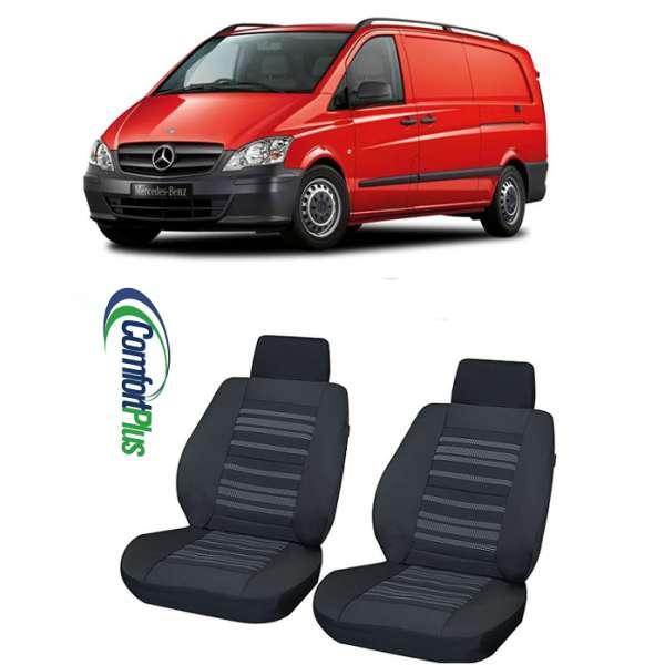 Huse Scaun Mercedes-Benz Vito 2003-2013 2 locuri Confort Line