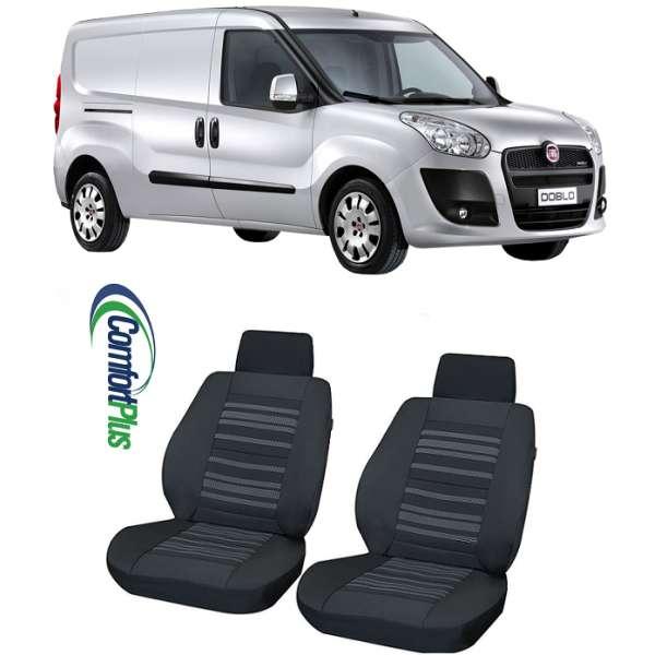 Huse Scaun Fiat Doblo 2009-2016 2 locuri Confort Line