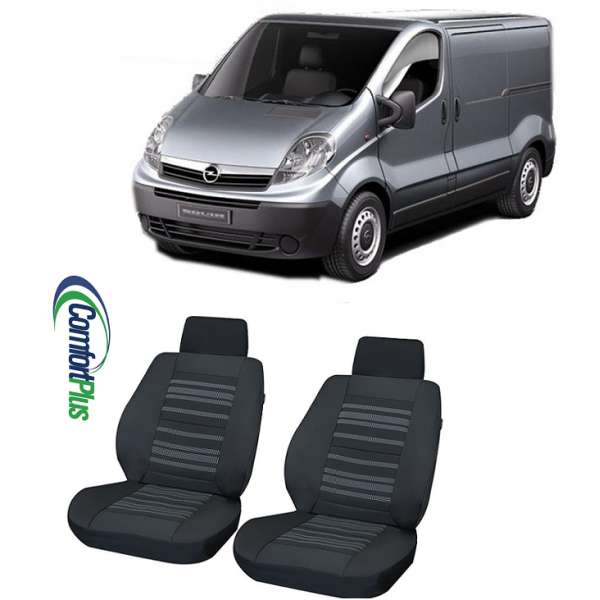 Huse Scaun Opel Vivaro 2002-2013 2 locuri Confort Line