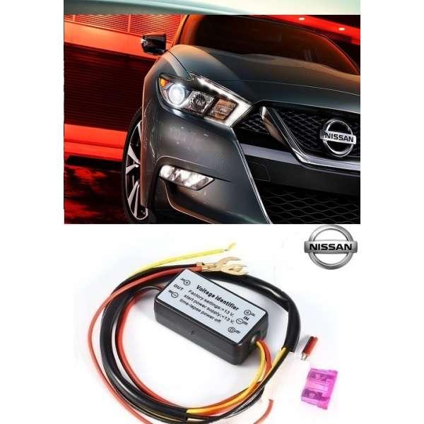Modul Lumini De Zi (DRL) aprindere stingere automata faruri si lumini de zi 12v Nissan