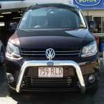 Bullbar Inox VW Caddy 2004-2015 Antec