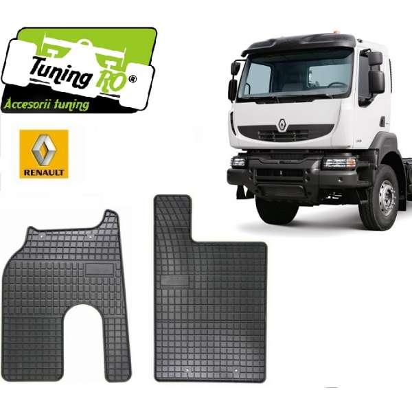 Covorase interior  cauciuc RENAULT Premium 2006-2014