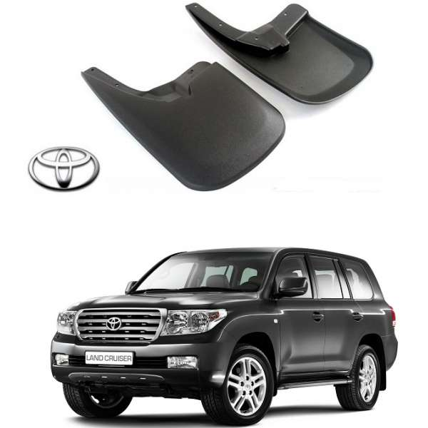 Set Aparatori Noroi Toyota Land Cruiser V8 2008-2015