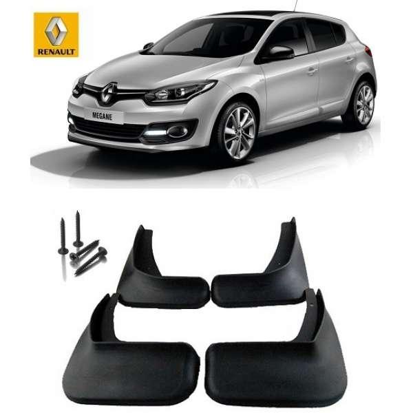 Set Aparatori Noroi Renault Megane 2009-2015