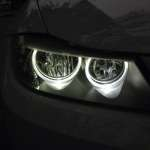 ANGEL EYES CCFL 40W BMW E90 E91 KIT COMPLET